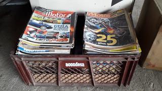 Colección Varias Revistas Motor