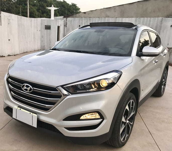 Hyundai Tucson Limited 1.6 Turbo 16v Aut 2018