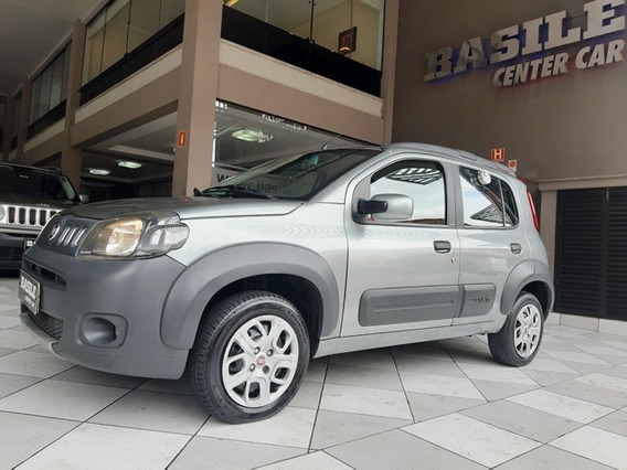 Fiat Uno 1.0 Way 8v Flex 2011