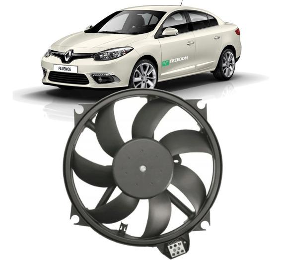 Ventoinha Eletroventilador Renault Fluence 2.0 Completa