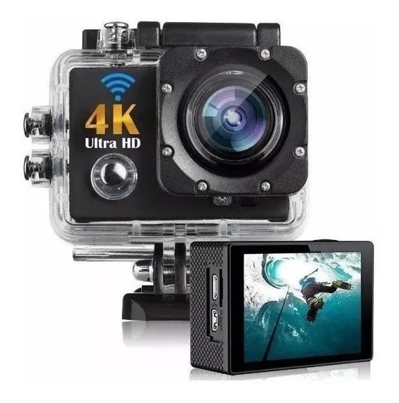 Camera Pro Full Hd 4k Prova D