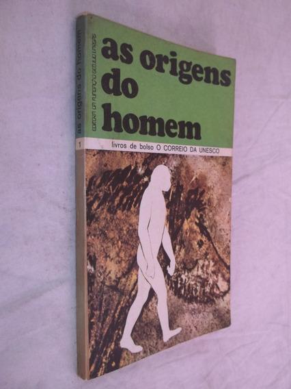 Livro - As Origens Do Homem - Juan Schobinger Livro De Bolso