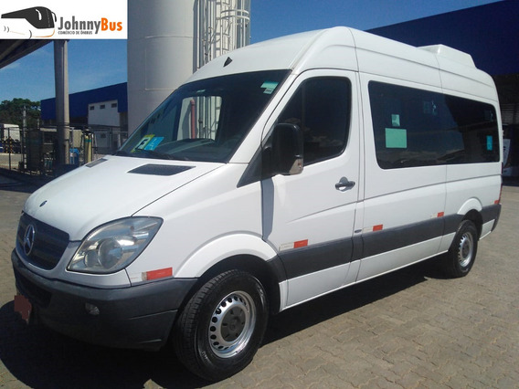 Mercedes-benz Sprinter Cdi 415 Teto Alto 2015/16 Johnnybus