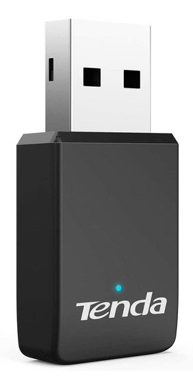 Tenda U9 11ac Adaptador Usb Wifi - Doble Banda 2.4/5g Ac6...