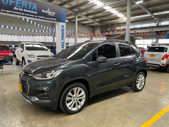 Chevrolet Tracker Premier/at 2019