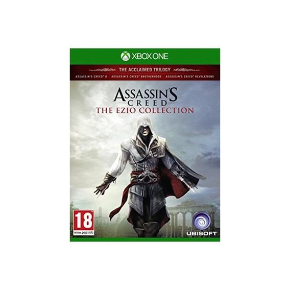 Assassins Creed The Ezio Collection - Xbox One Lacrado Novo