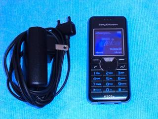Celular De Colección Sony Ericsson K205a En Buen Estado