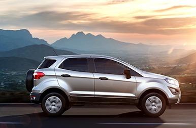 Ford Ecosport 1.5 Se 123cv At 4x2 2020