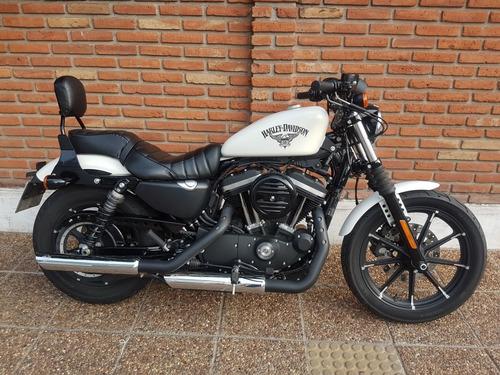 Harley Davidson Iron Xl 883 N Permuto Qr Motors