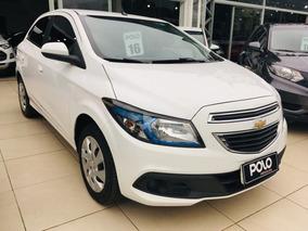 Chevrolet Onix 1.4 Mpfi Lt 8v 2016 Branco Flex