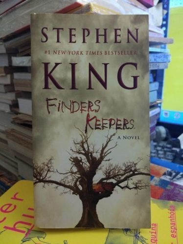 Livro Finders Keepers: A Novel Stephen King