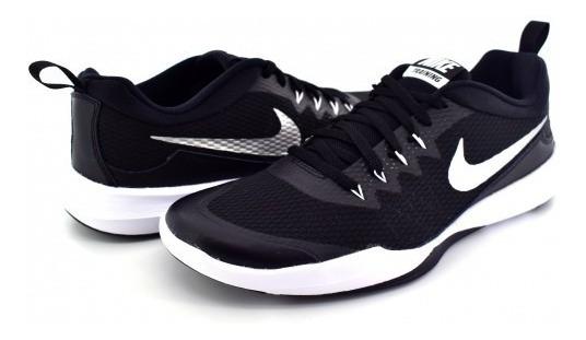 Tenis Nike 924206 001 Black/metallic Silver-white Legend Tra