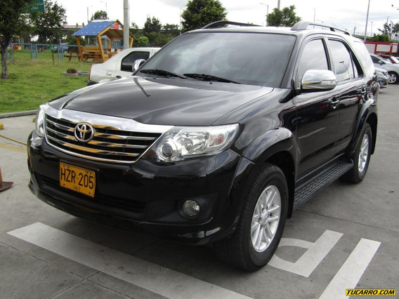 Toyota Fortuner 27l At 2700 4 X 2