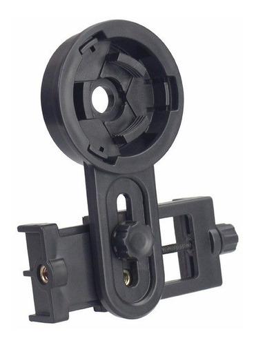 Imagem 1 de 2 de Suporte Adaptador De Celular Para Telescopio