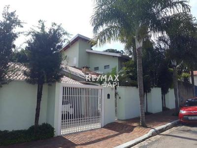 Casa Com 4 Dormitórios À Venda, 210 M² Por R$ 970.000,00 - Jardim Paulista Ii - Jundiaí/sp - Ca1937