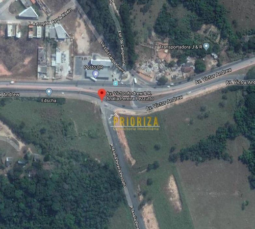 Imagem 1 de 1 de Terreno Para Alugar, 5000 M² Por R$ 10.000,00/mês - Zona Industrial - Sorocaba/sp - Te0053