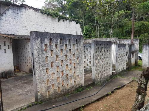Imagem 1 de 30 de Chácara Com 3 Dorms, Embu Mirim, Itapecerica Da Serra - R$ 1.200.000,00, 5.700m² - Codigo: 1178 - V1178