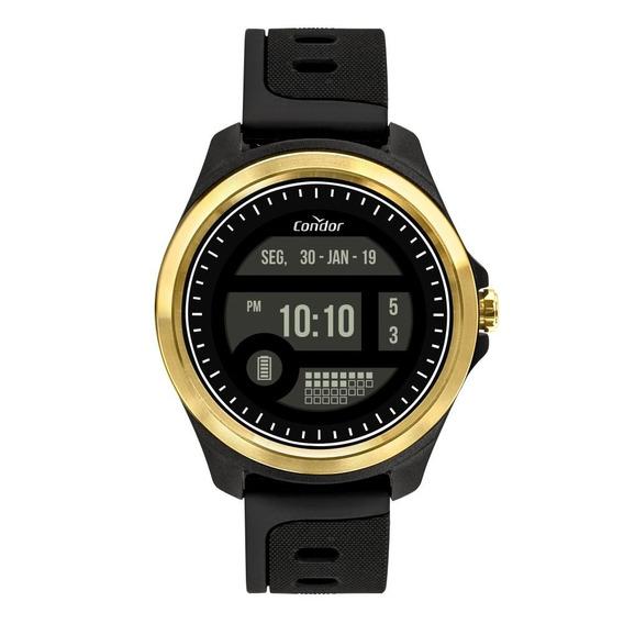 Relógio Masculino Condor Digital Cokw05caa/8d 48mm Preto