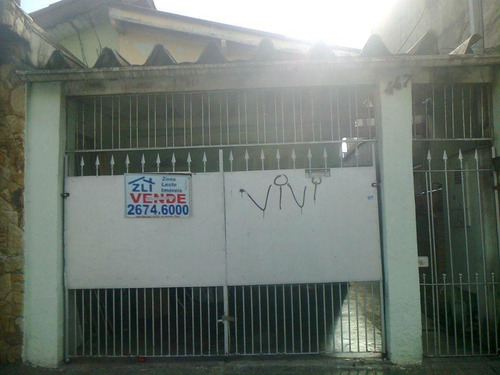 Casa Residencial À Venda, Chácara Belenzinho, São Paulo. - Ca1731