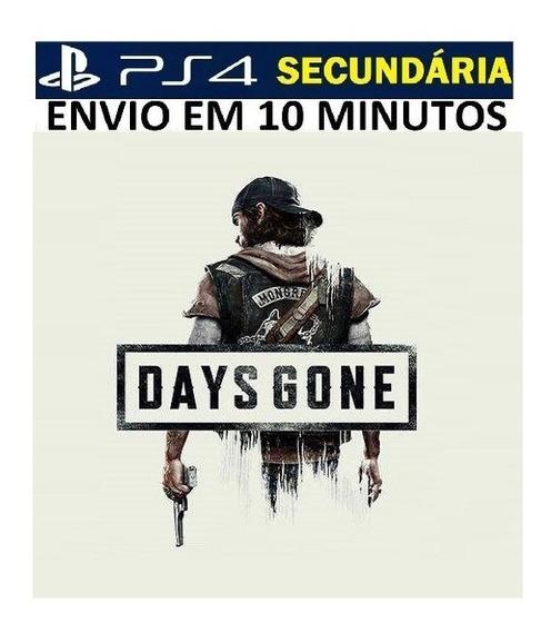 Days Gone Ps4 - Original 2 Sec Vitalício - Português