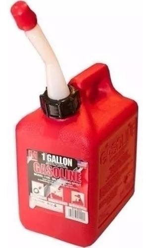 Tanque Bidon Americano Galon Gasolina 1 Galon
