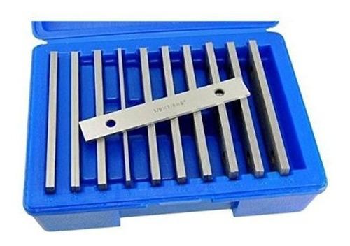 Imagen 1 de 2 de Maquinistas Thin Parallel Bar Set 10 Par 18 X 6
