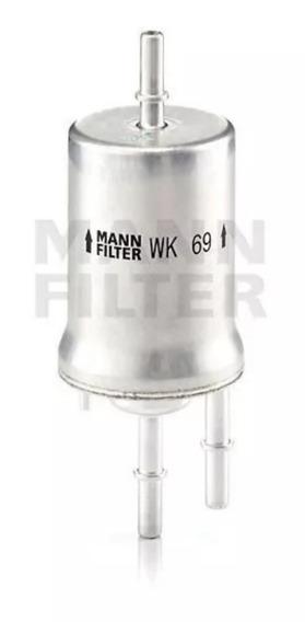 Filtro Combustível Gasolina Jetta 2.0 16v Tsi 10/. Mann