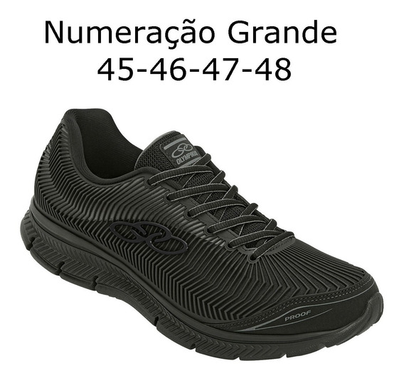 Tênis Olympikus Proof Masculino 233 Numeração Grande 45 A 48