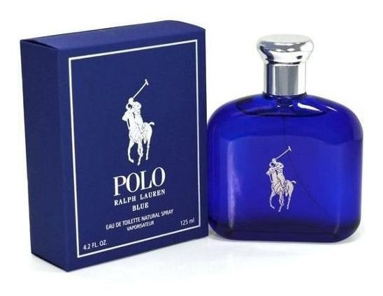 Perfume Ralph Lauren Polo Blue Edt Masculino 125ml