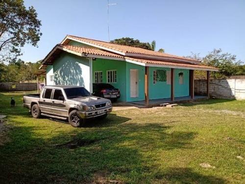 Boa Chácara Com 3 Quartos E Suíte Em Itanhaém Sp - 6810 Npc