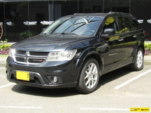 Dodge Journey Crew 3600 Cc At 4x2 7psj