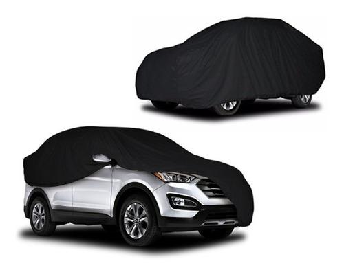 Imagen 1 de 5 de Funda Cubre Auto Premium De Eco Cuero Xg Para Suv Con Forro
