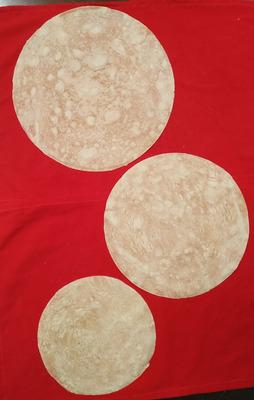 Elaboracion De Tortillas De Trigo Burrito Fajitas Wrap Maiz