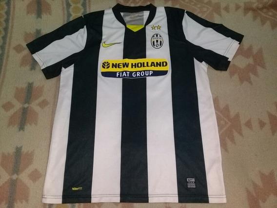 Camiseta Juventus Nike Original 2008 Talle M