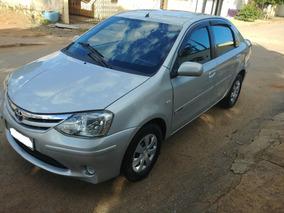 Toyota Etios 1.5 16v Xs 4p Ágio