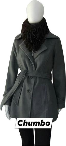Casaco Lã Batida Feminino Sobretudo Blusa Frio Roupa Inverno