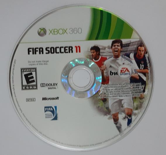 Fifa 11 Xbox 360 Mídia Física