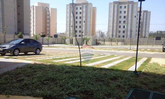 Apartamento Dois Quartos Com Suite Em Sumaré Próximo A Honda Em Condomínio Fechado - Ap0105
