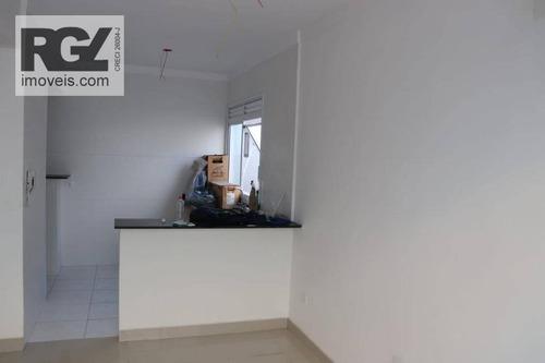 Imagem 1 de 21 de Village Com 2 Dormitórios À Venda, 103 M² Por R$ 550.000,00 - Estuário - Santos/sp - Vl0009