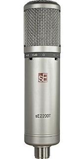 Se Electronics Se-2200t Microfono De Tubo Condensador