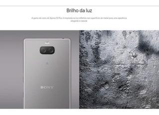 Sony Xperia 10 Plus 64gb,leia A Descrição Antes De Compra