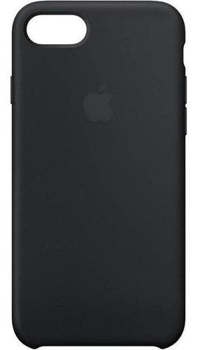 Capa Original Apple Para iPhone 7 / 8 - Apple Preta