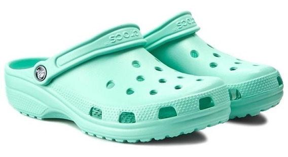 Crocs Originales Classic Adulto New Mint