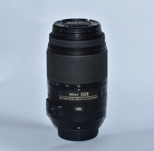 Lente Nikon Af-s Dx Nikkor 55-300 Mm F/4.5-5.6g Ed Vr