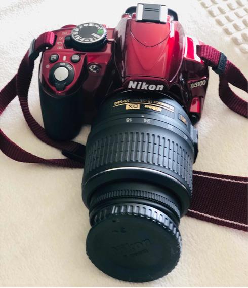 Cámara Fotográfica Nikon D3100