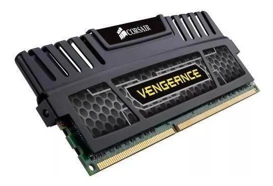 Memória Corsair Vengeance Ddr3 1600mhz 8gb 100%