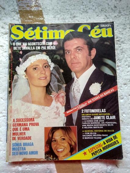 Revista Sétimo Céu Gretchen E Sonia Braga