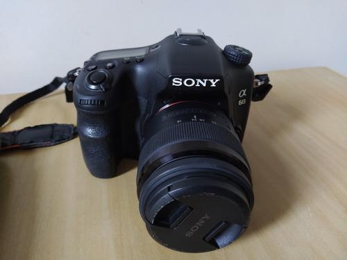 Câmera Sony Alpha 68 Corpo