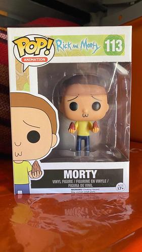 Funko Pop Morty 113 Rick And Morty