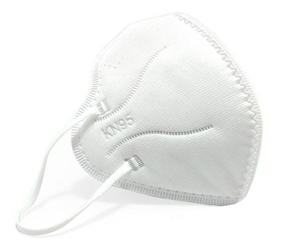 Paq.10 Cubrebocas Kn95 Quirurgico Niosh Antivirus Mascarilla